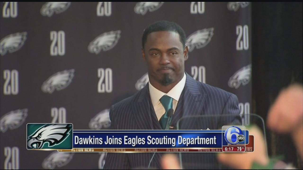 VIDEO: Eagles Dawkins