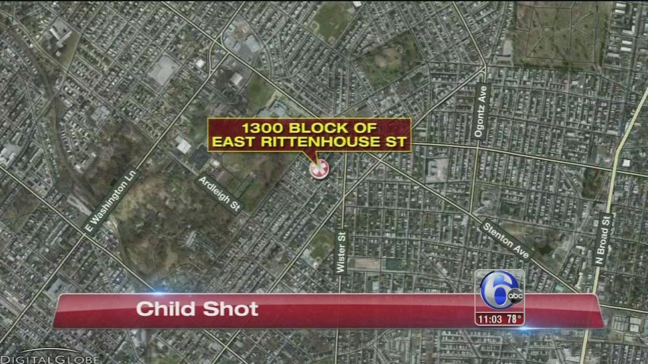 VIDEO: Child shot