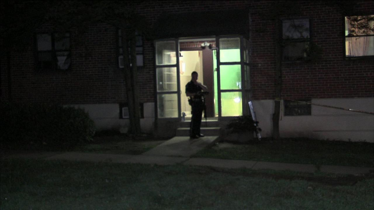 August 1, 2016: When police first arrived at the Forest Garden Apartments in Ambler, Pa. they focused their attention on the second floor of a building.
