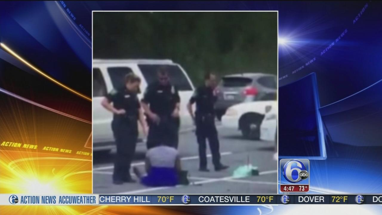 VIDEO: Mother to be charged after 2-year-old rescued from hot car