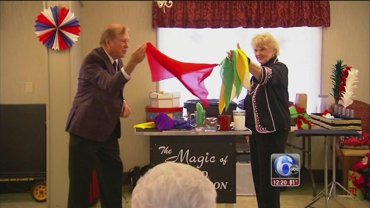 VIDEO: Art of Aging: Keeping the magic alive