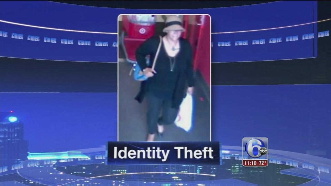 VIDEO: Evesham theft