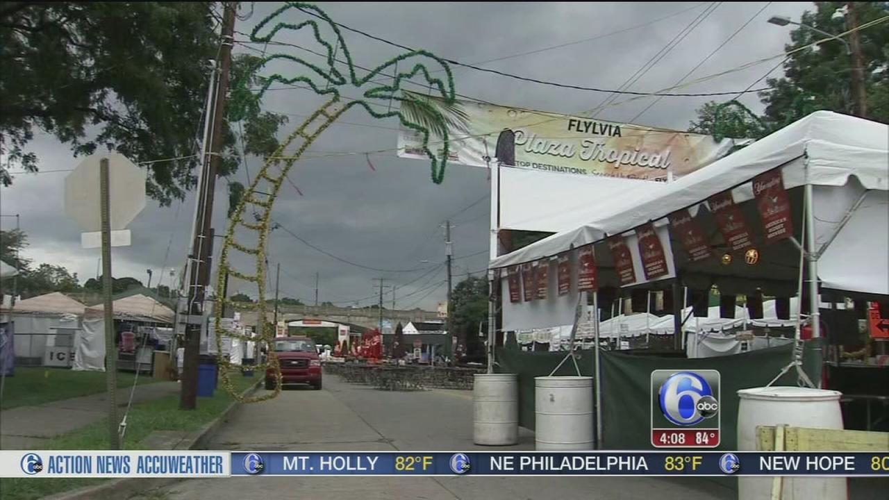 VIDEO: Final preps underway for Musikfest