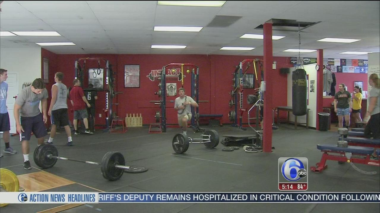 VIDEO: Summer program helps young athletes reach full potential