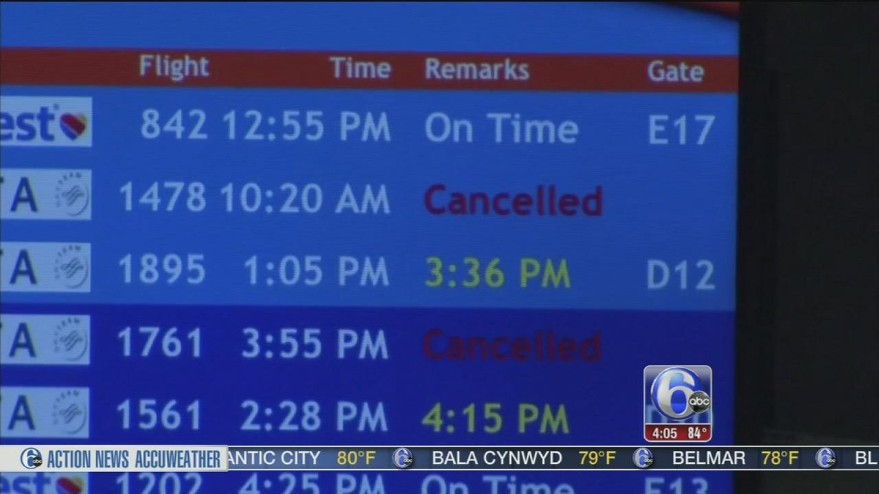 VIDEO: Delta resumes some service after hours of global outage