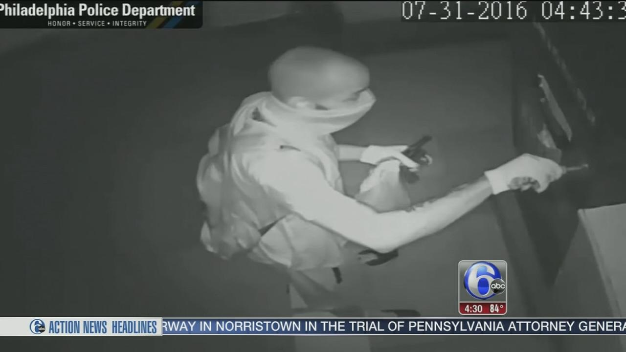VIDEO: Asian business owners targeted in violent armed robberies