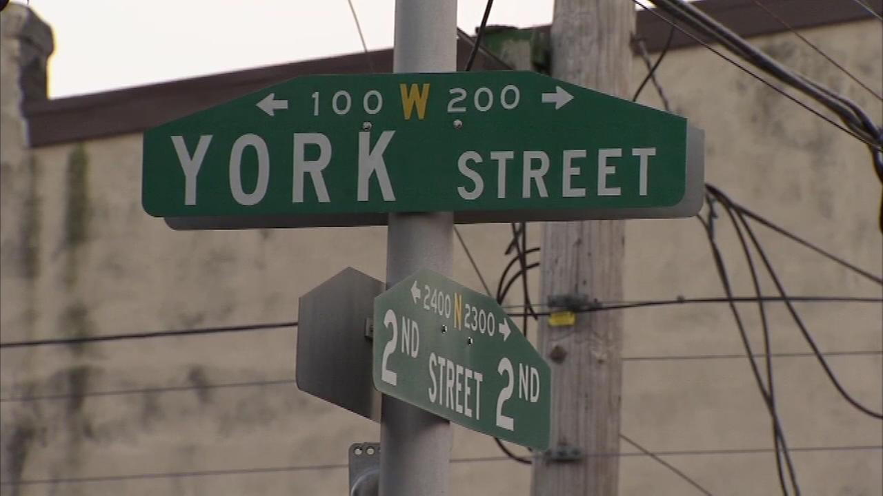 August 8, 2016: Police say it happened around 7:15 p.m. at 2nd and West York streets in Kensington.  A 3-year-old girl was killed.