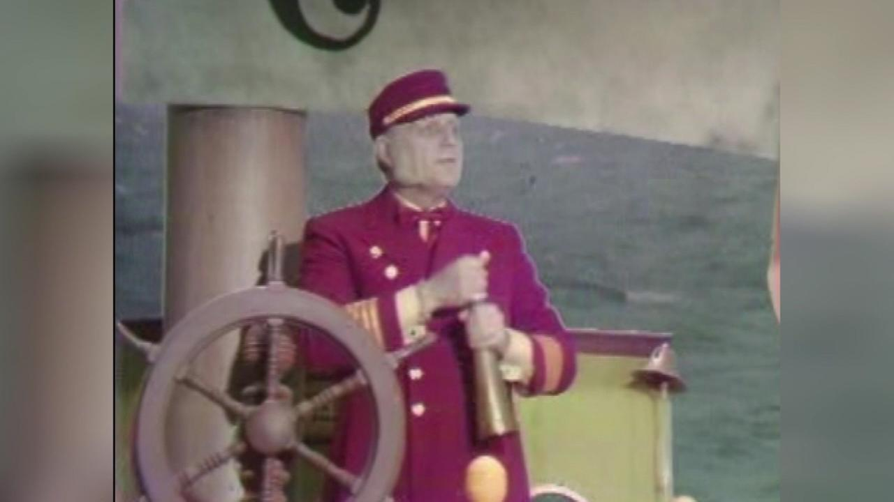 Captain Noah and His Magical Ark, aired on 6abc (WPVI-TV) in Philadelphia for 27 years.