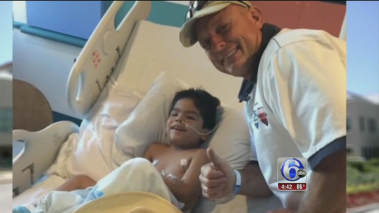 VIDEO: Police officer on vacation saves boy from drowning with CPR, prayer