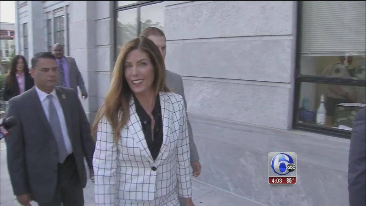 VIDEO: Kathleen Kane trial begins