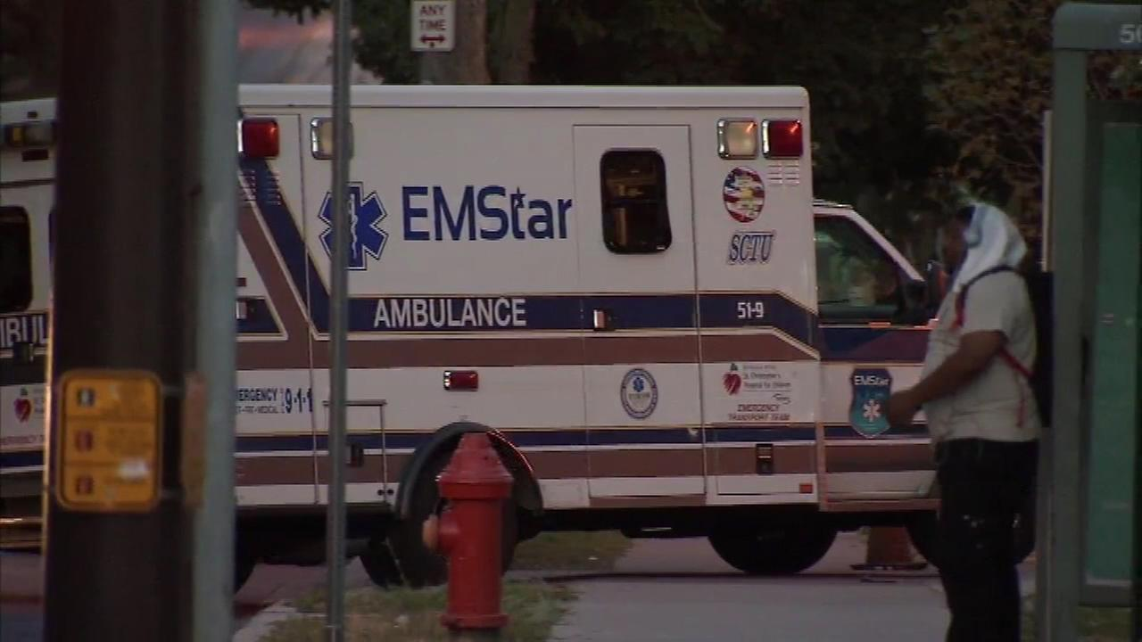 August 9, 2016: A 6-year-old girl was injured after gunfire erupted in the 2000 block of West Chelten Avenue in Philadelphias West Oak Lane section.
