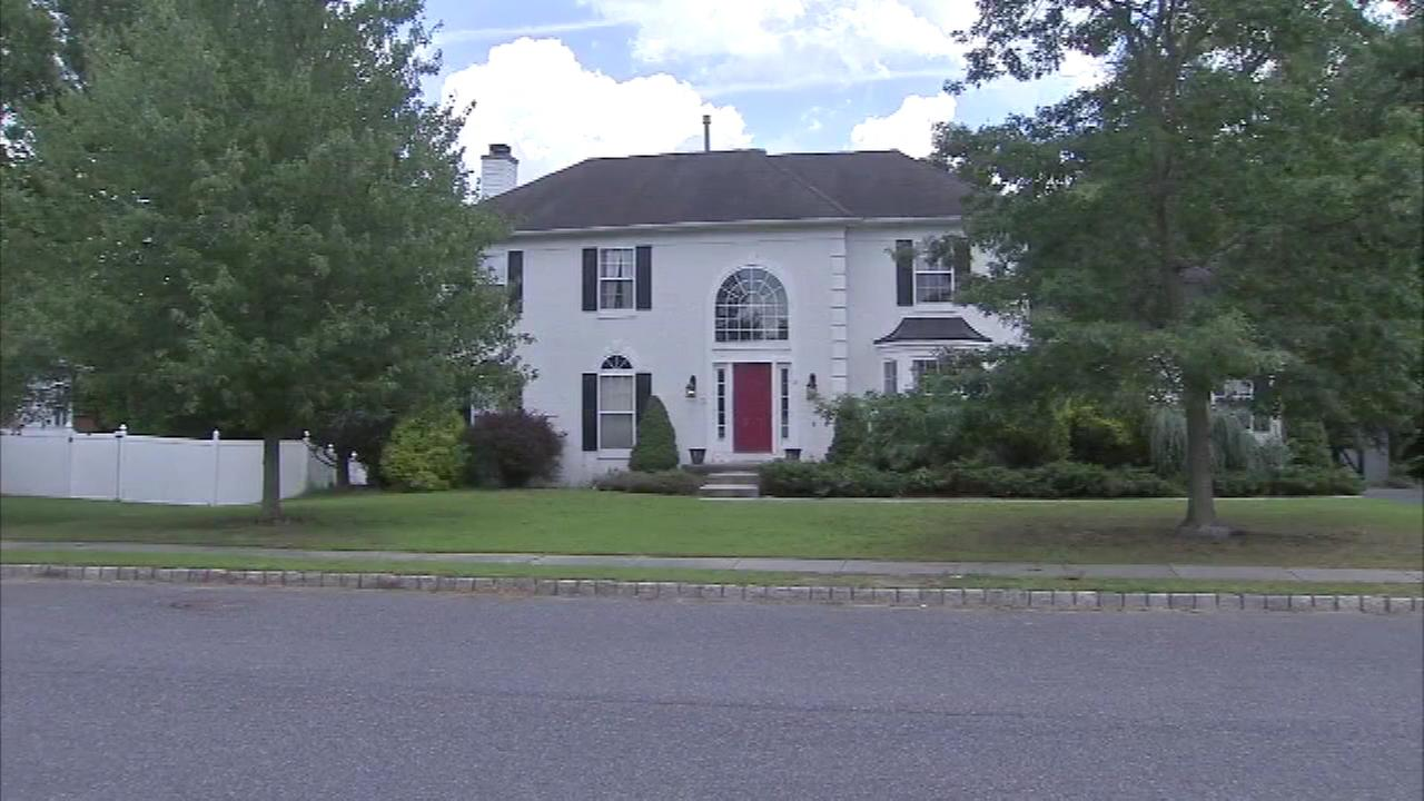 Authorities are investigating the deaths of three family members in a murder-suicide in Burlington Township, New Jersey.