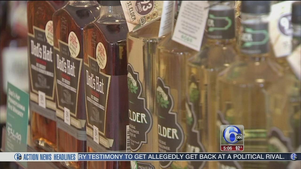 VIDEO: Changes to Pa. liquor stores