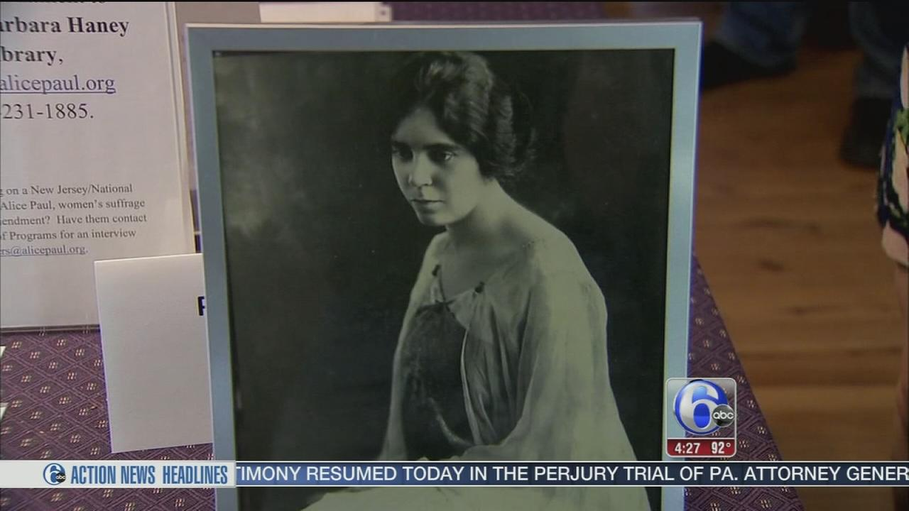 The Legacy of Alice Paul