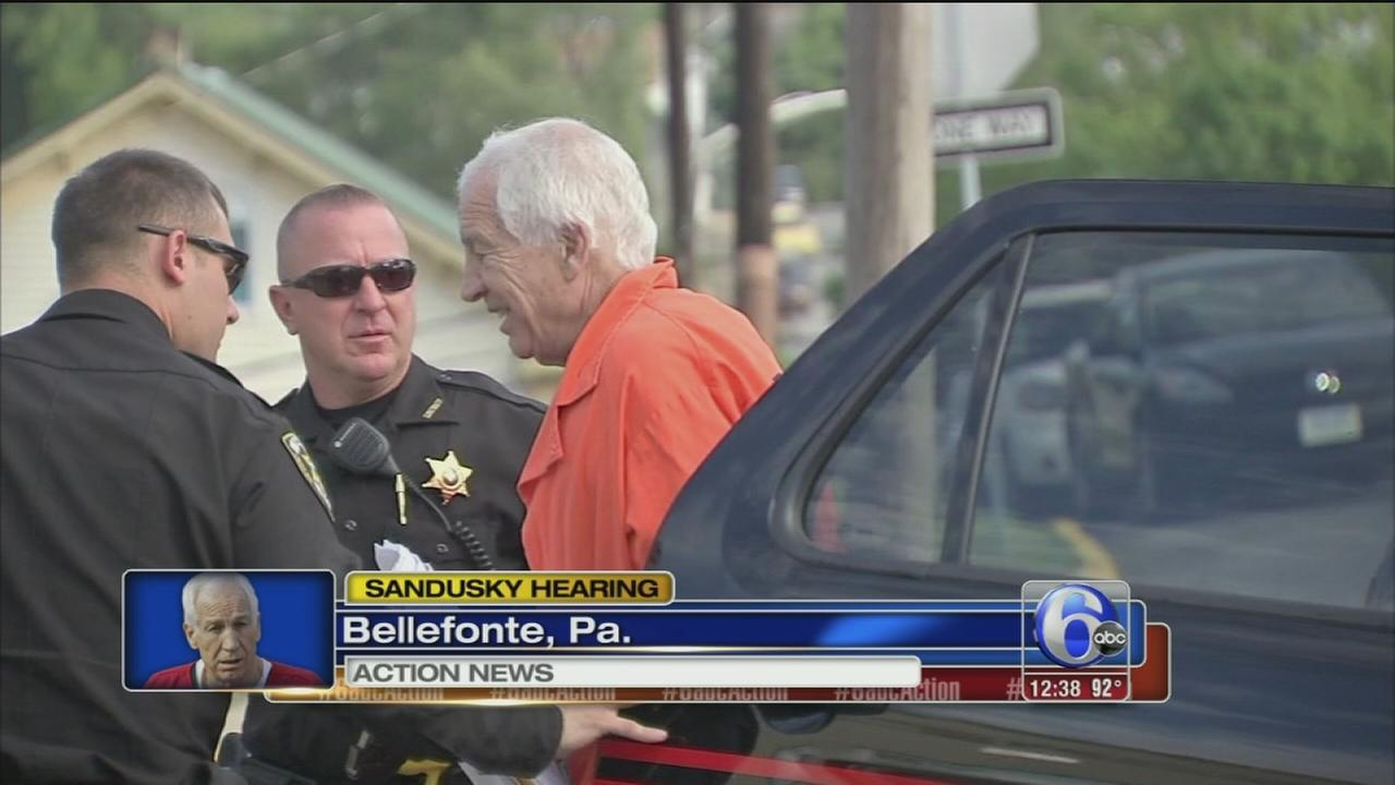 Sandusky's bid for new trial stretches into third day