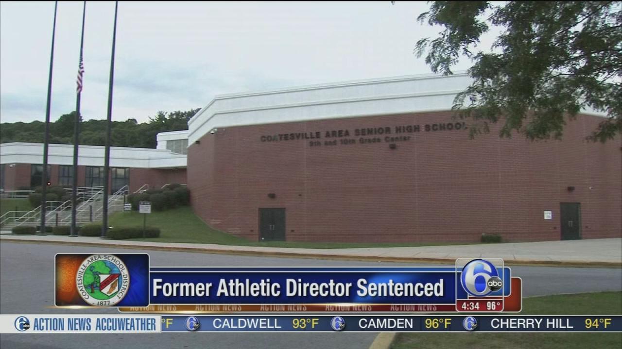 VIDEO: Donato sentencing
