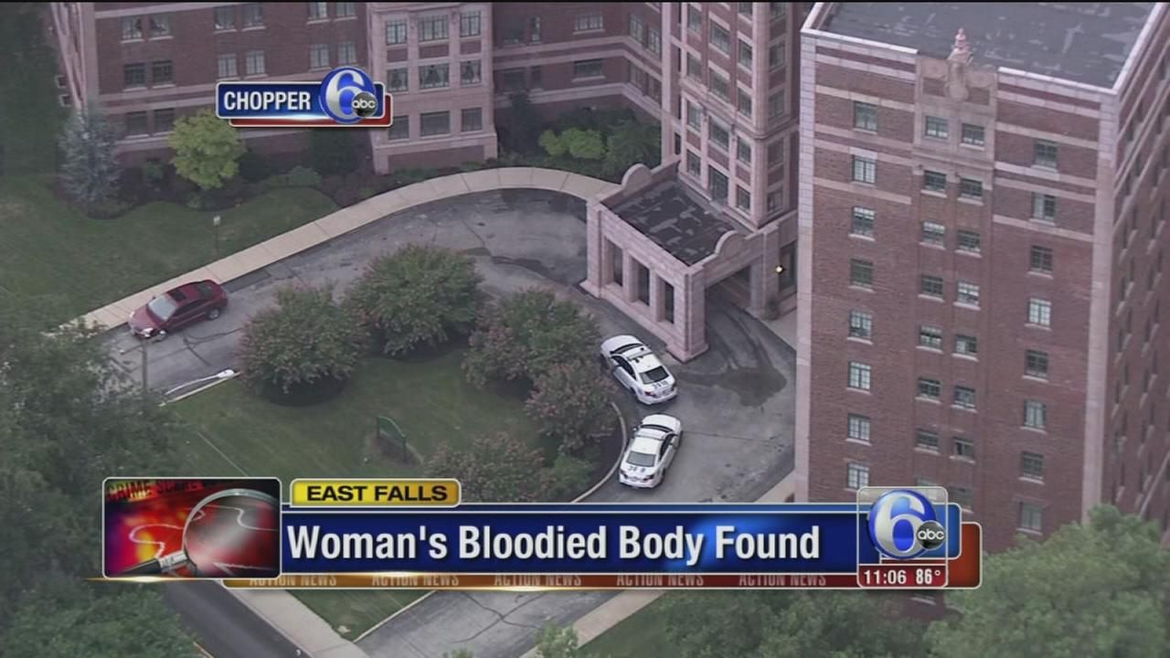 VIDEO: East Falls death