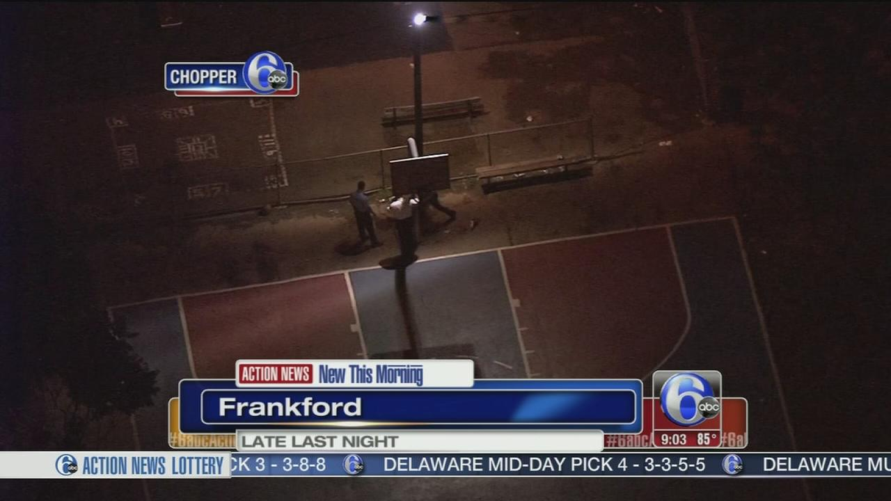 VIDEO: Deadly playground shooting