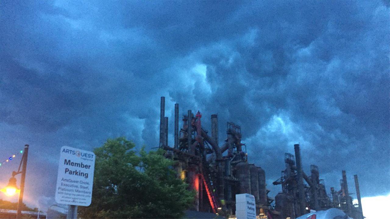 SteelStacks in Bethlehem, Pennsylvania.Katherine Scott