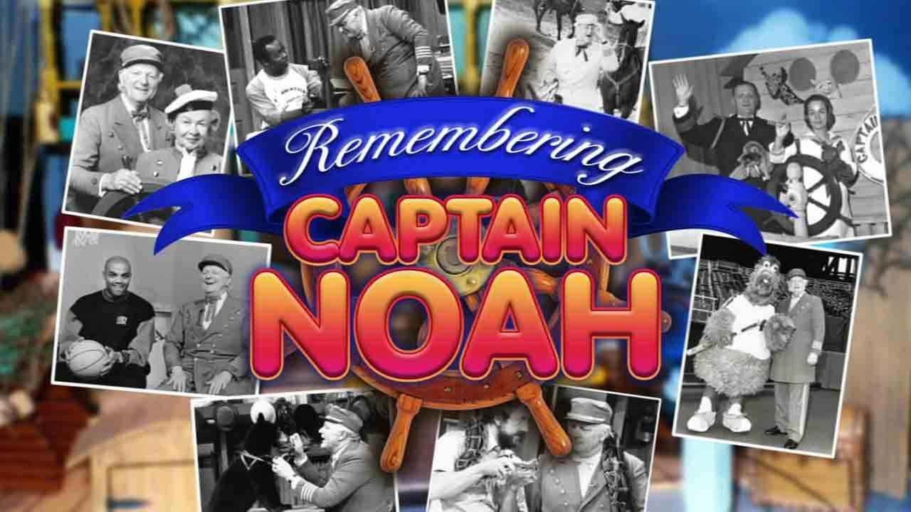 Remembering Captain Noah