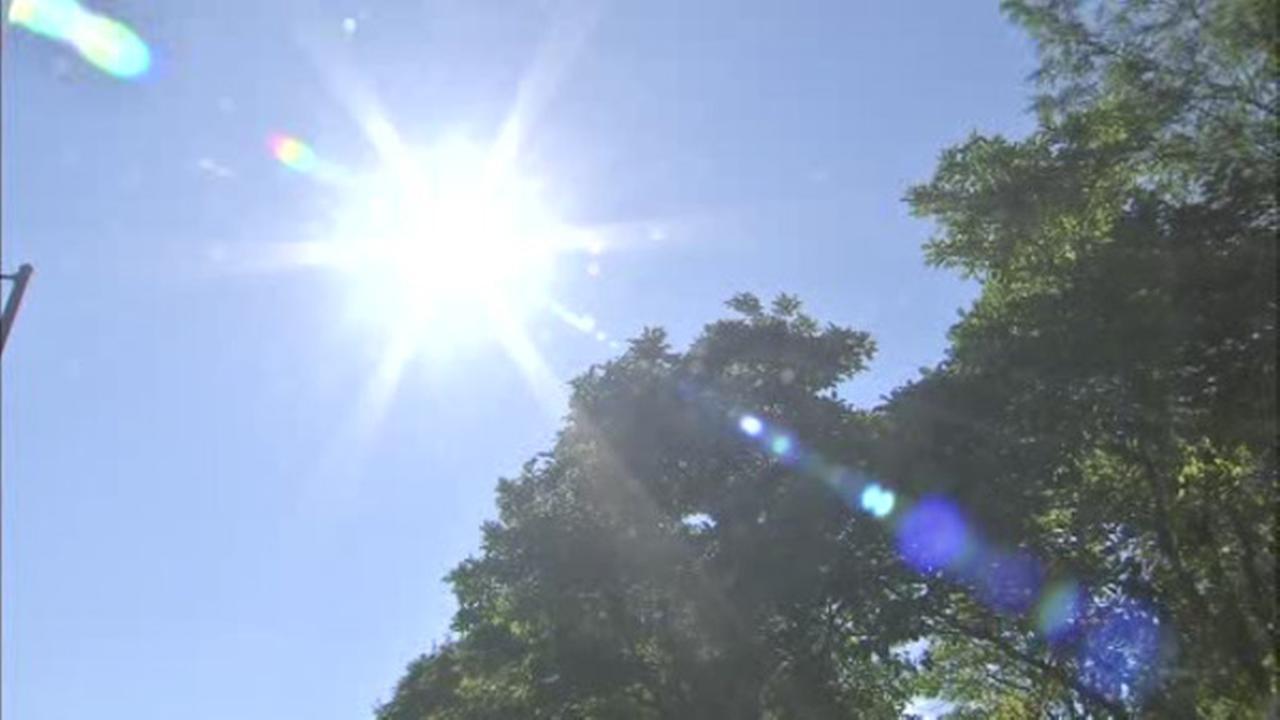Third heat related death in Philadelphia in recent days