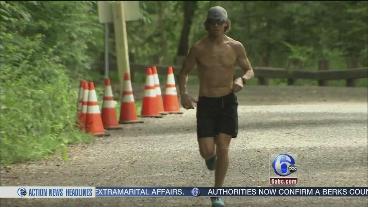 VIDEO: Staying cool in the warm weather
