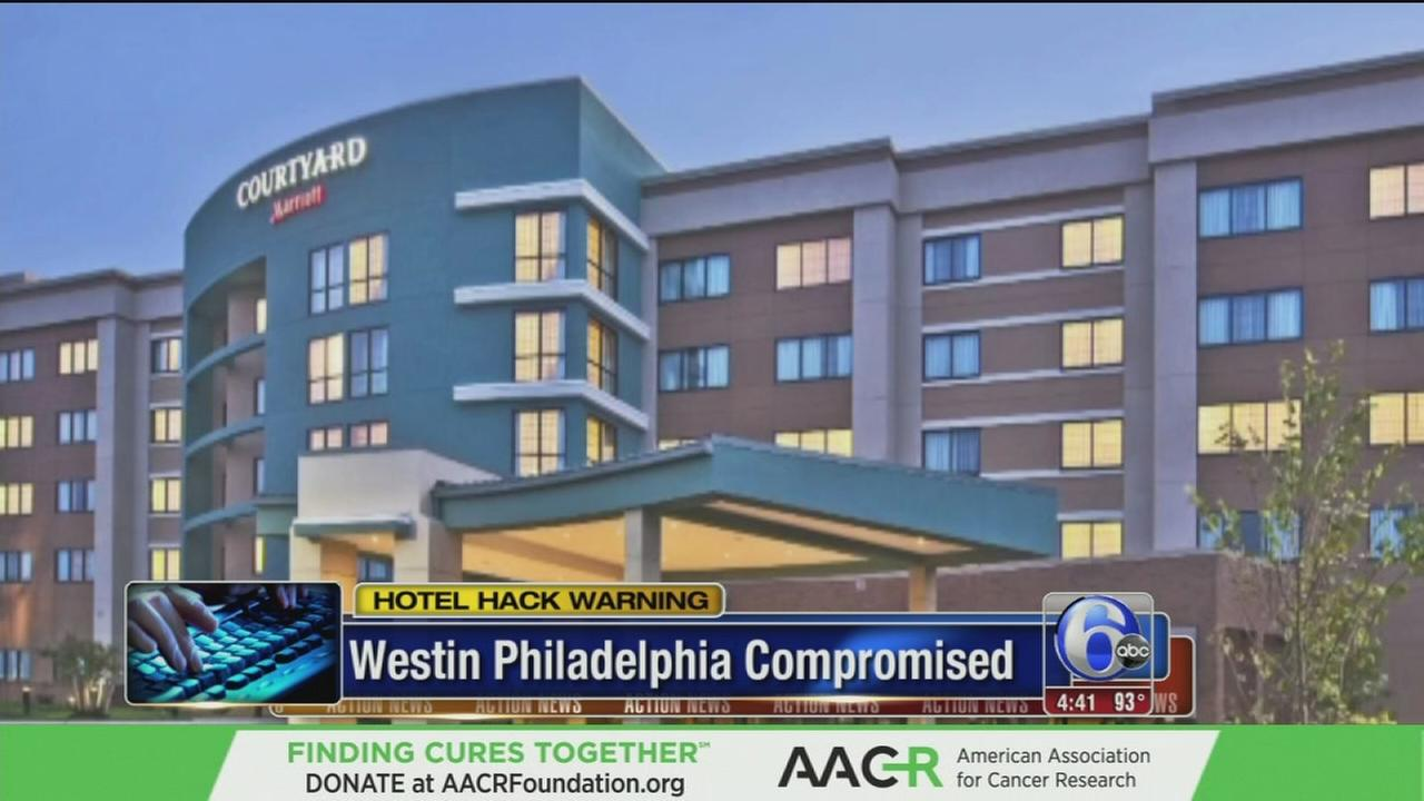 VIDEO: Westin Philadelphia compromised by hackers