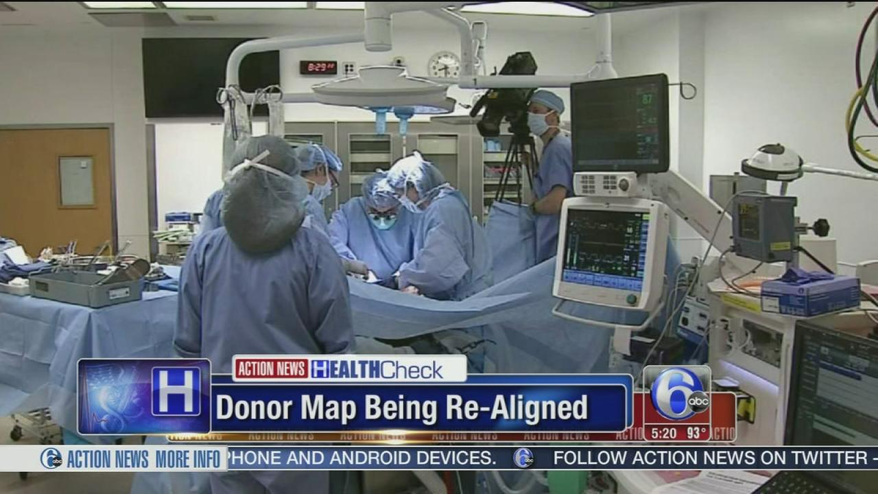 VIDEO: US organ network mapping a path to fairer liver transplants
