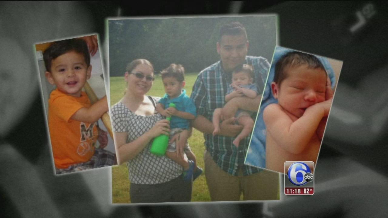 VIDEO: 2nd child taken from Pa. mother