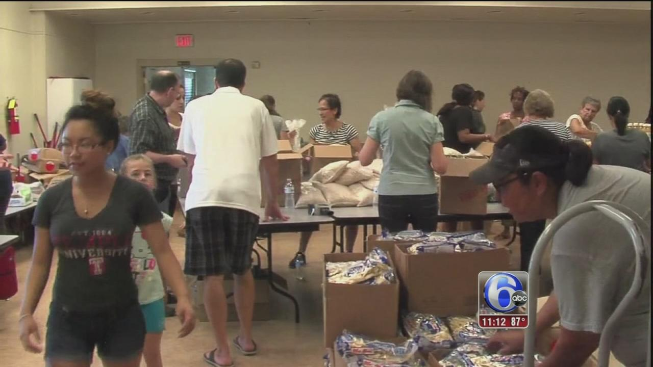 Festival of life to feed the hungry