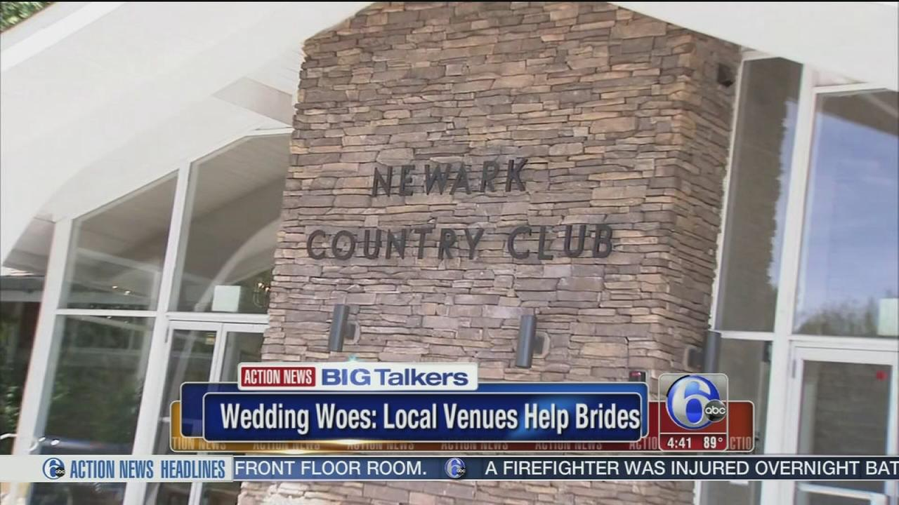 VIDEO: Local wedding venue helping brides after unexpected closure