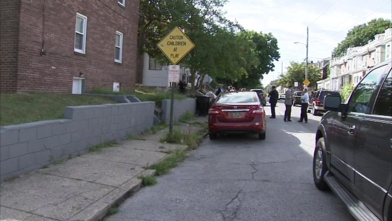 August 17, 2016: Officers responded at 3:24 p.m. to the 800 block of East 22nd Street in Wilmington, Del., where they found a womans body in a trash bin.