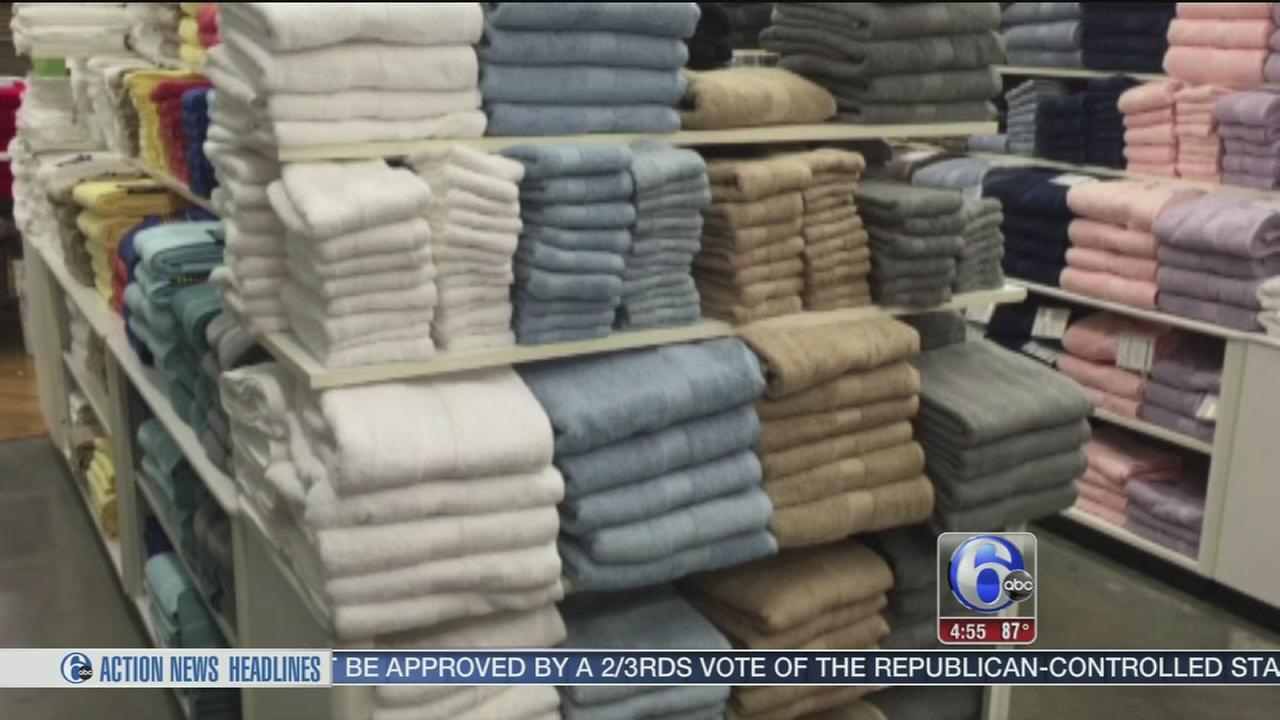 VIDEO: Buying the best bath towel