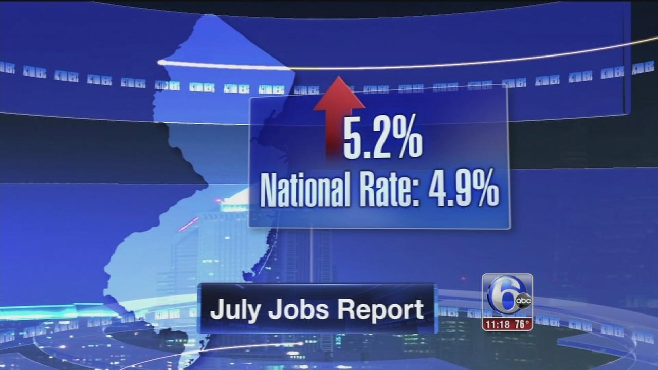 VIDEO: NJ jobs