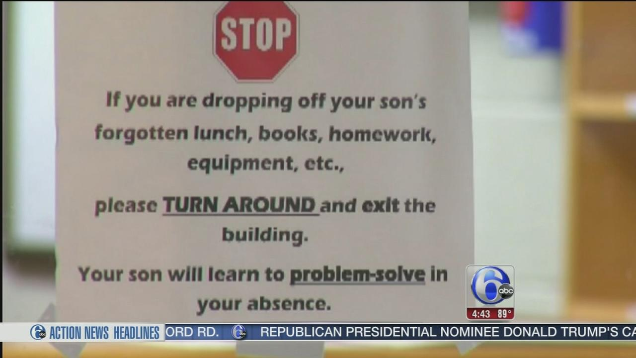 VIDEO: School rule goes viral, sparks debate