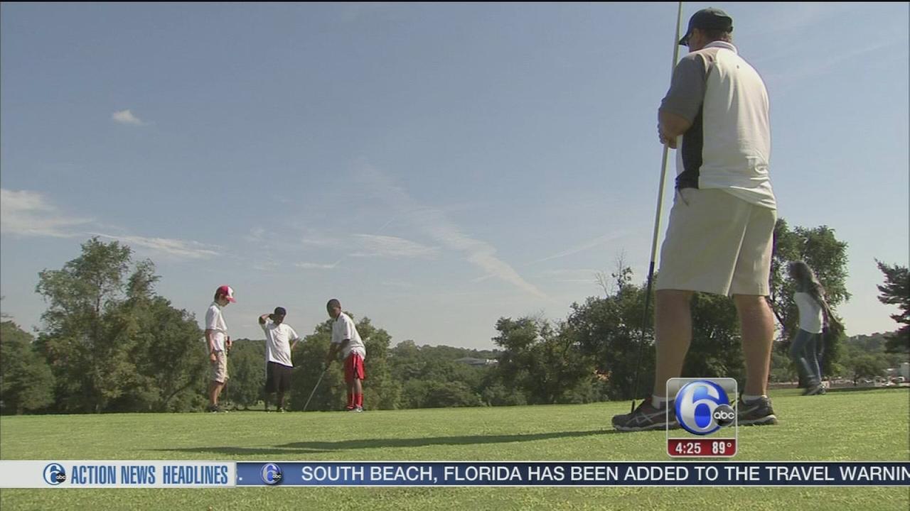 PAL annual junior golf camp
