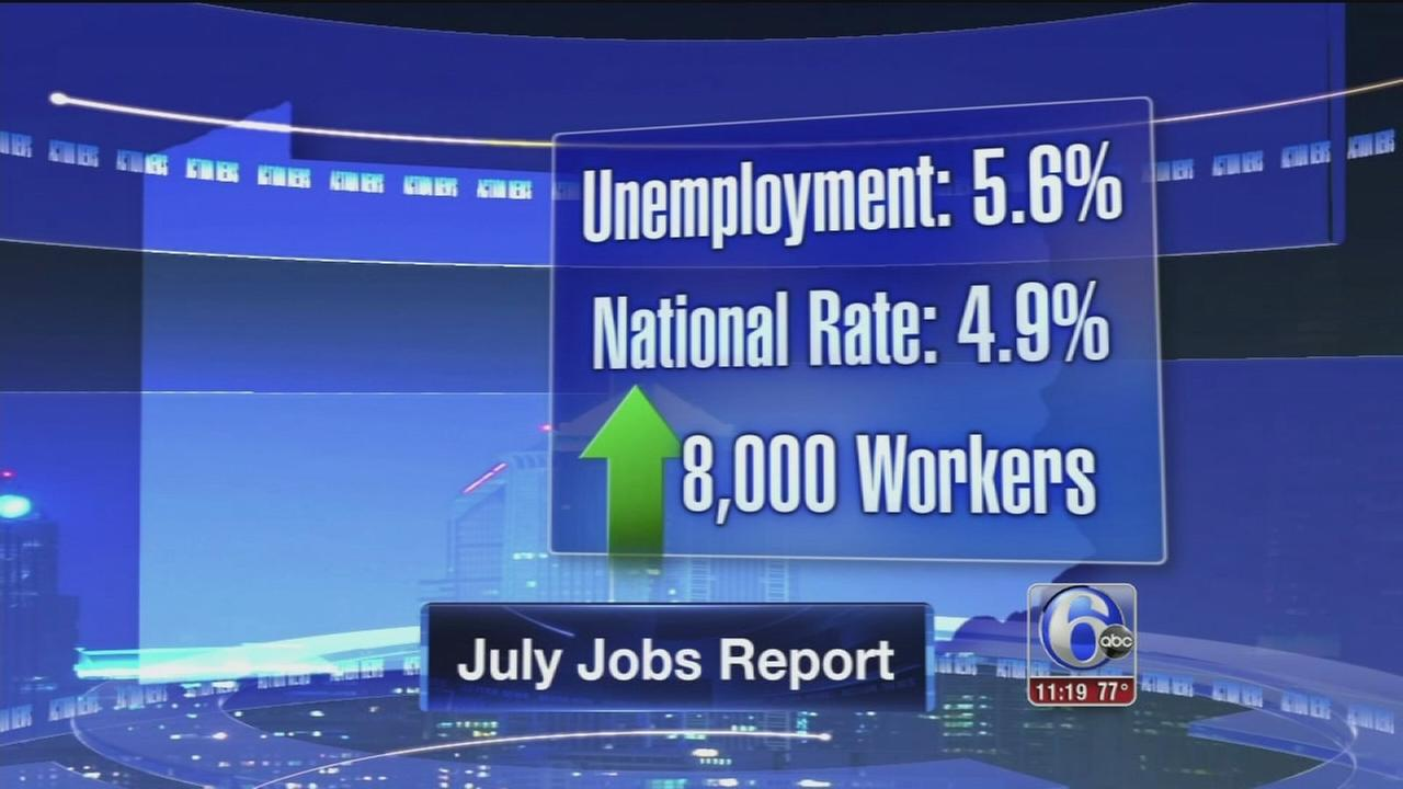 VIDEO: Pa. unemployment