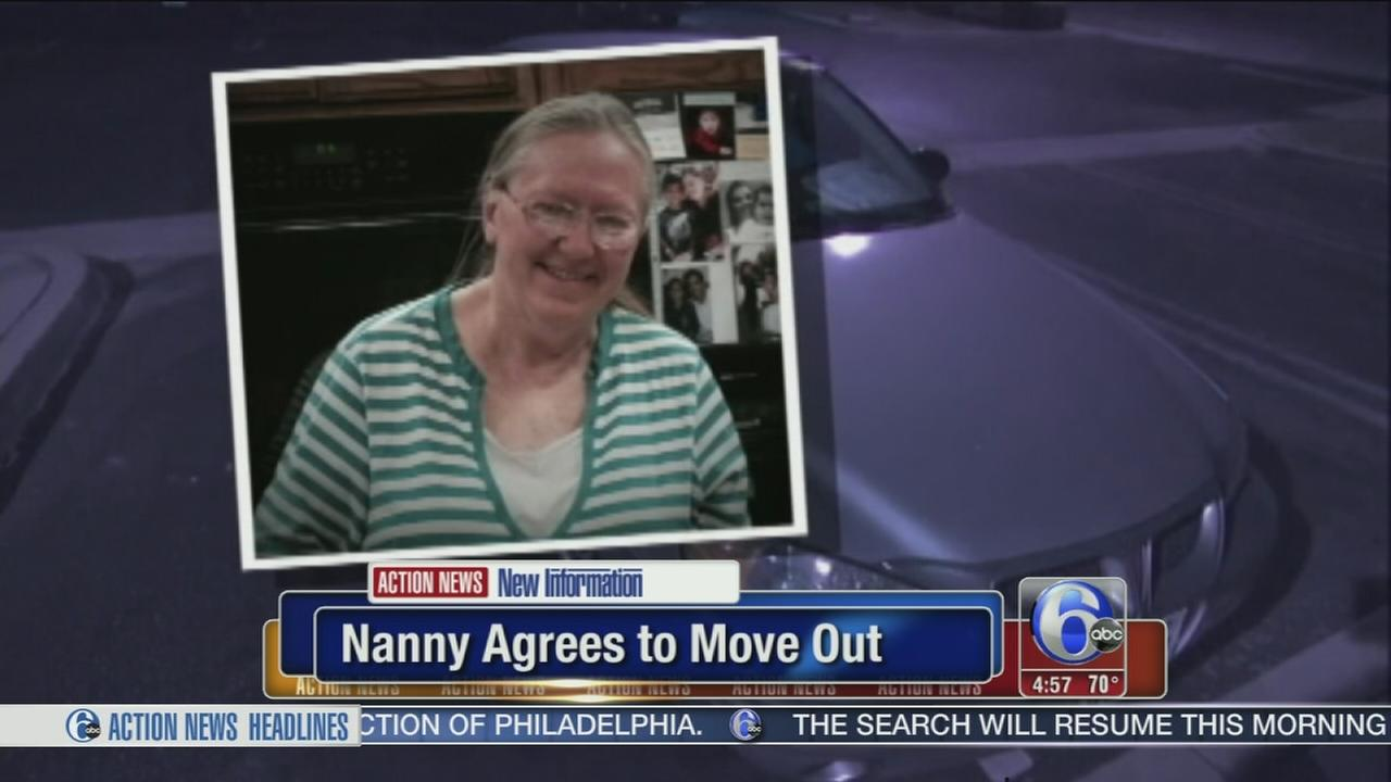 VIDEO: Nightmare nanny agrees to move out
