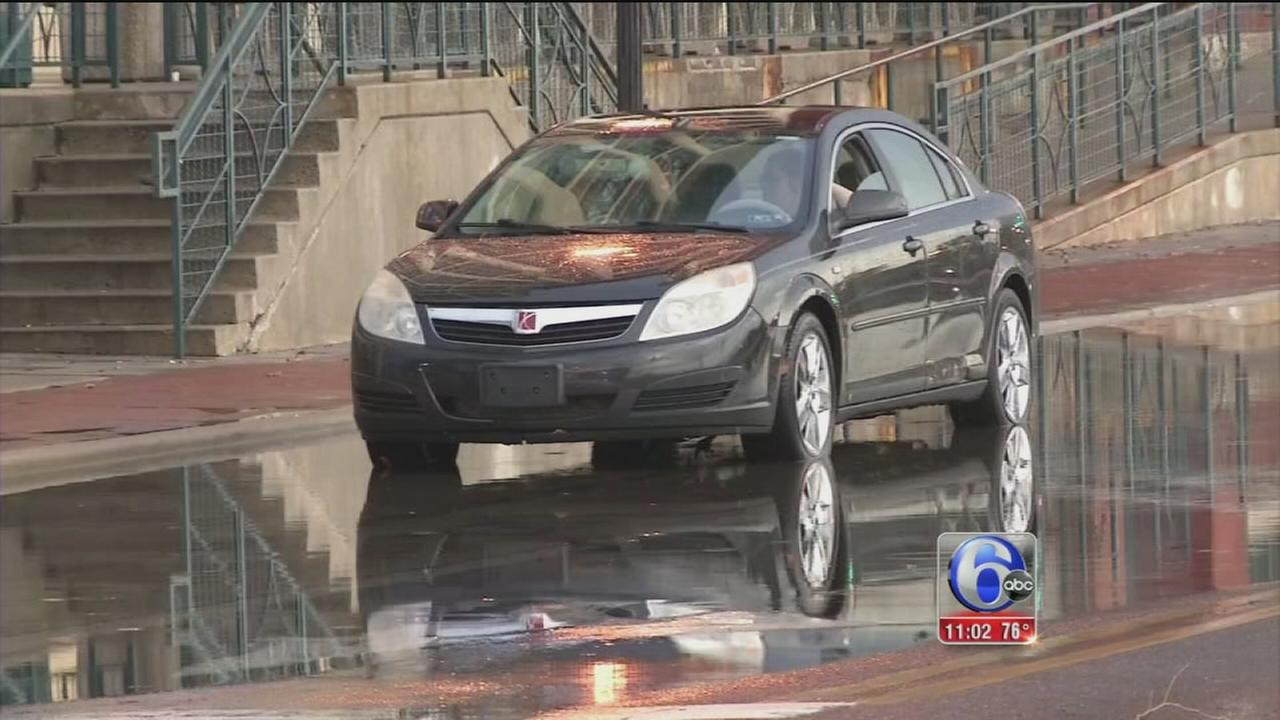 VIDEO: Camden flooding