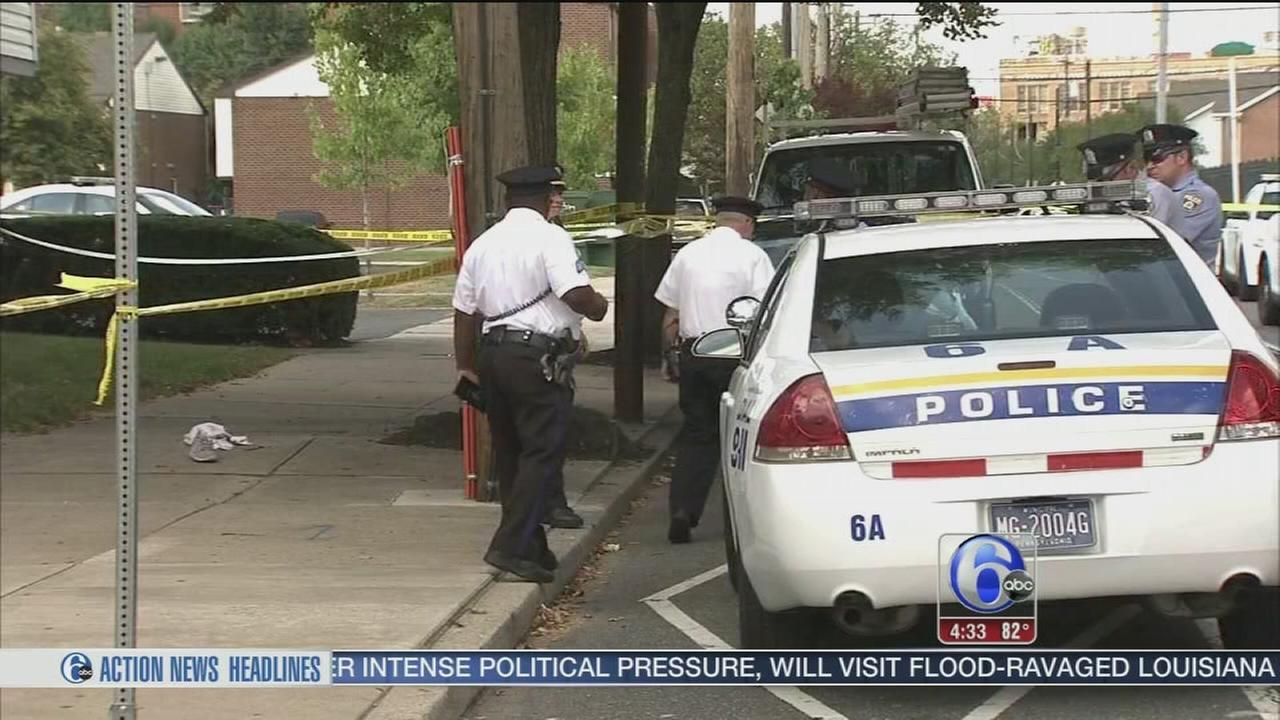 VIDEO: Man killed in North Philly was recent college grad
