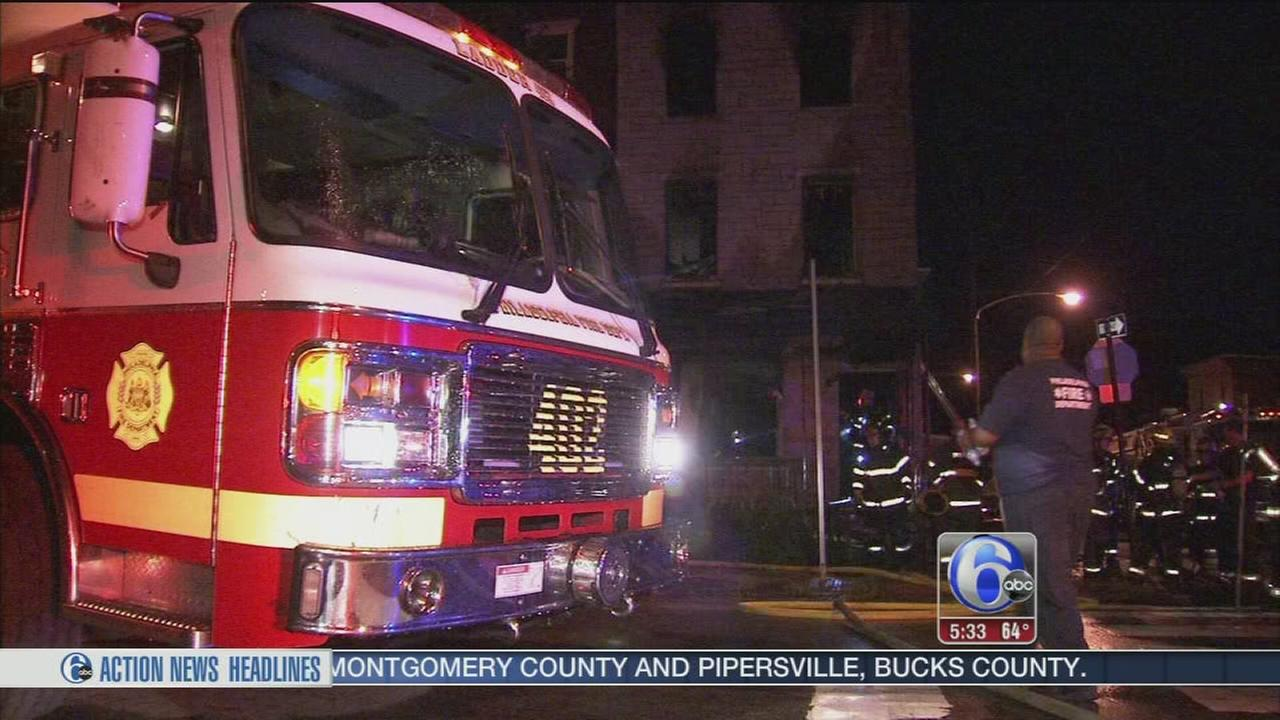 VIDEO: Fire destroys Mantua home