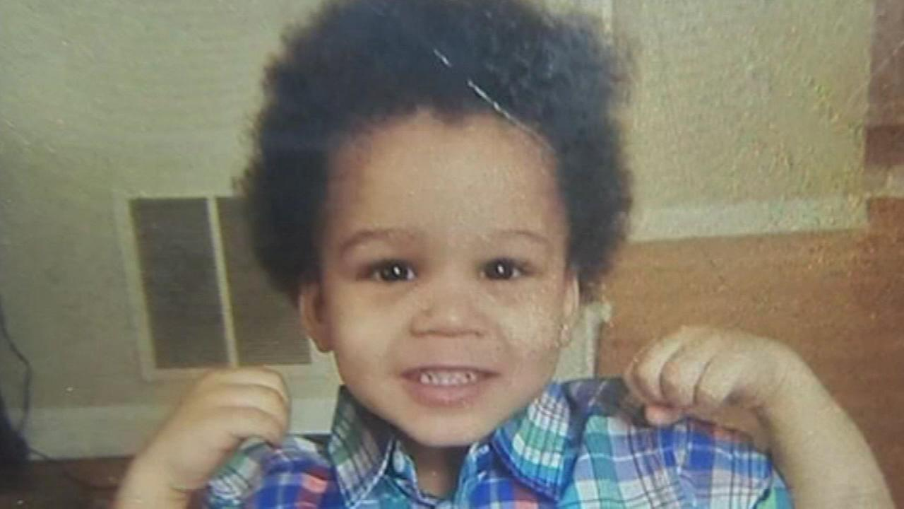 2-year-old Jamil Baskerville, Jr.