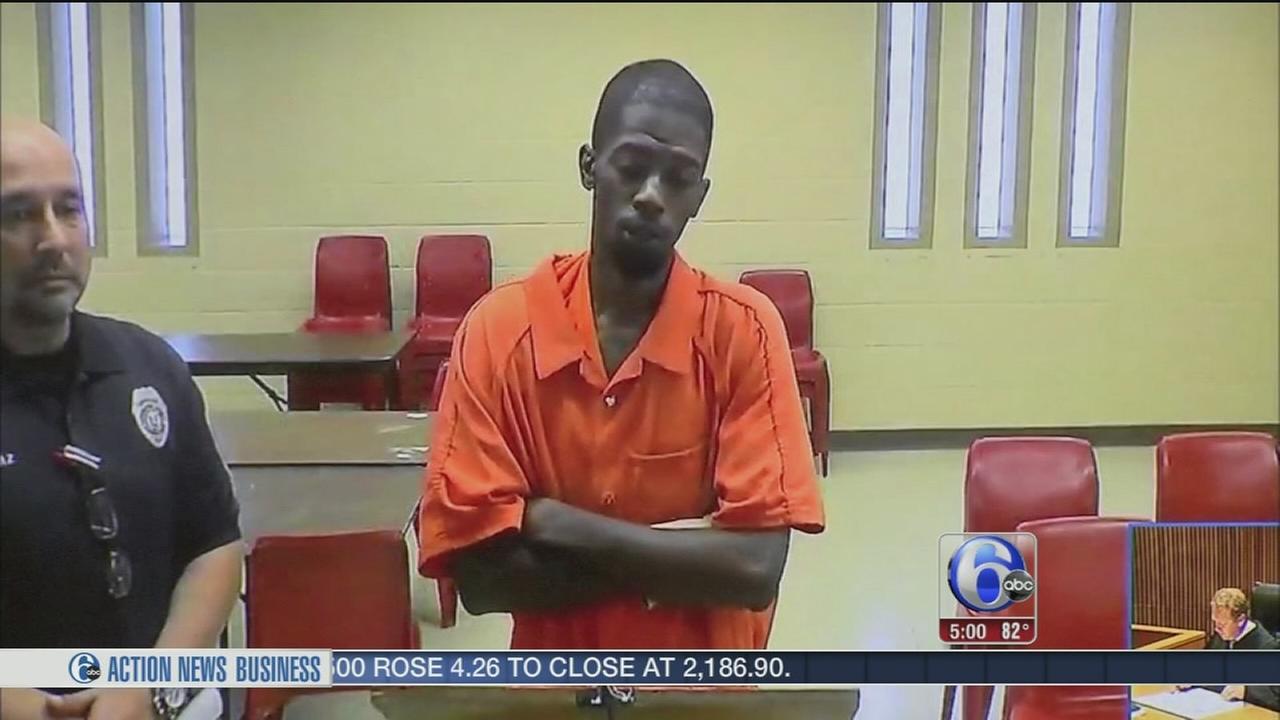 VIDEO: Burlington murder suspect appears in court