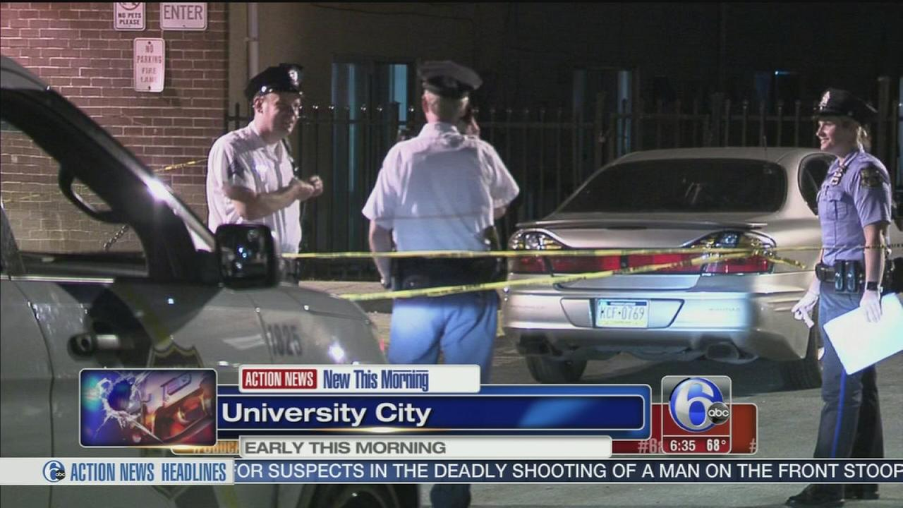VIDEO: Man shot during Univ. City fight