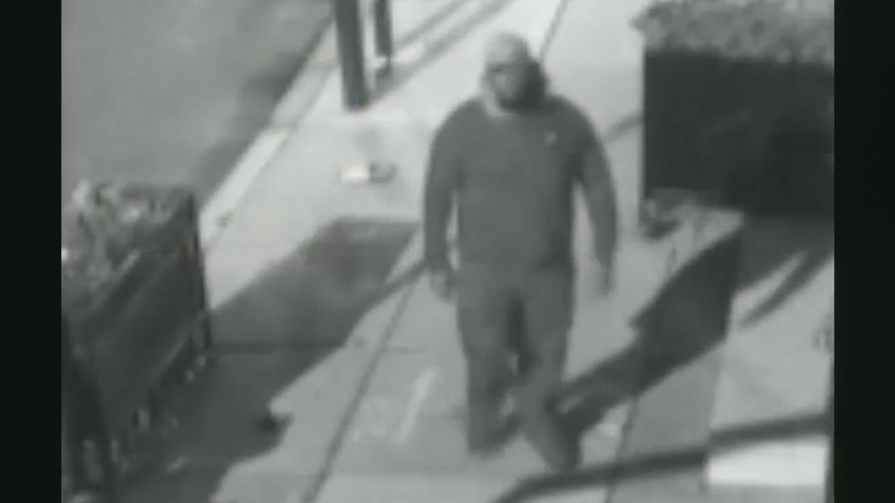 VIDEO: Arson at Center City restaurant