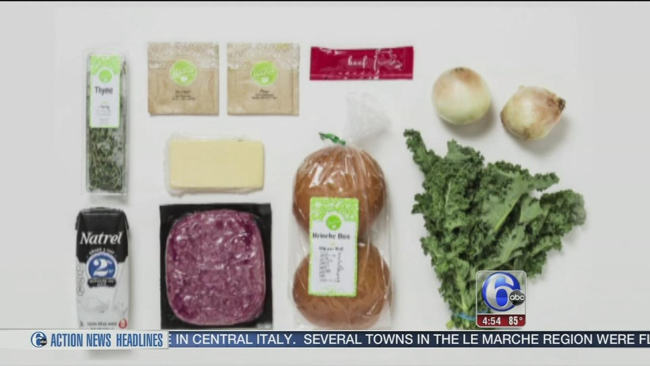 VIDEO: Consumer Reports tests home delivery meal kits