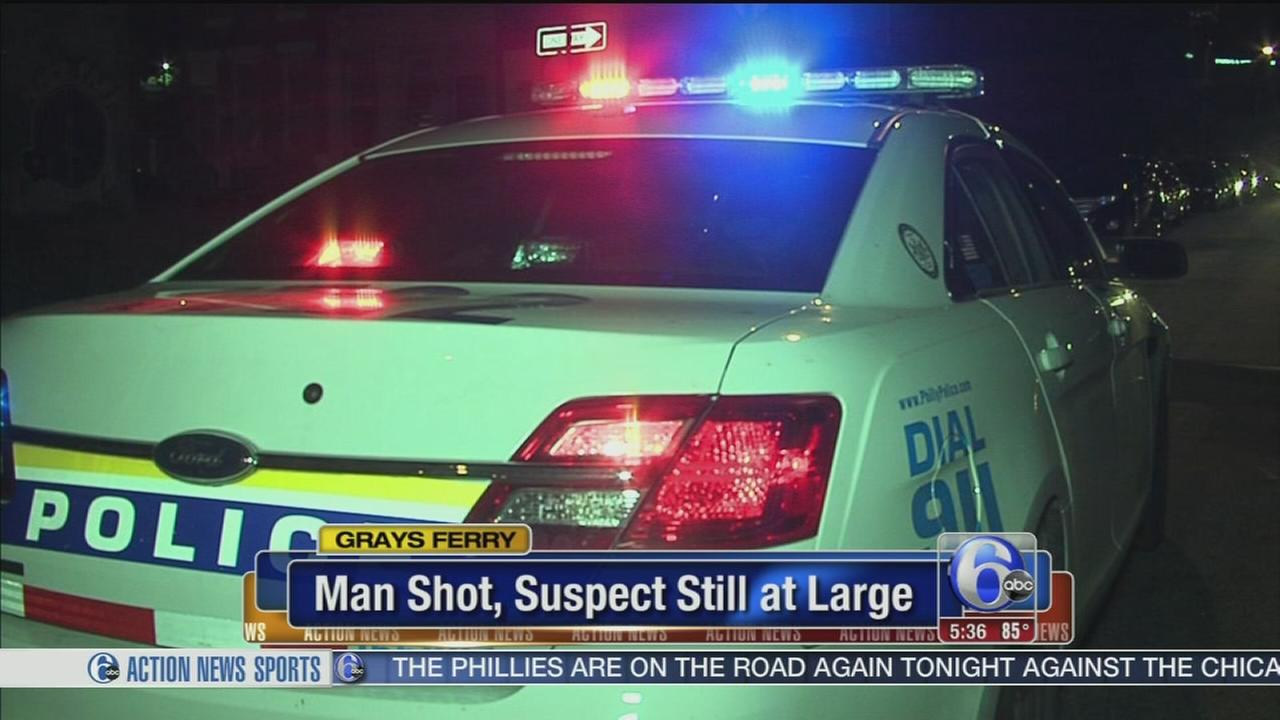 VIDEO: 32nd St Shooting