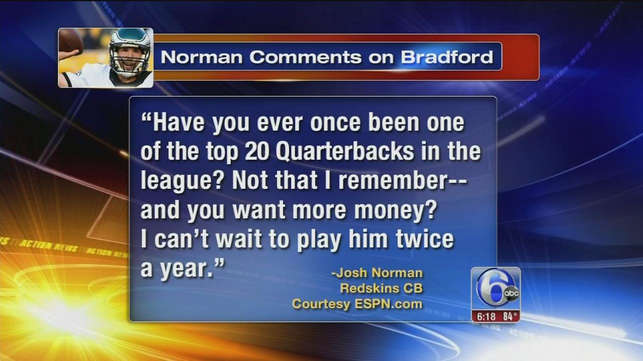VIDEO: Norman comments