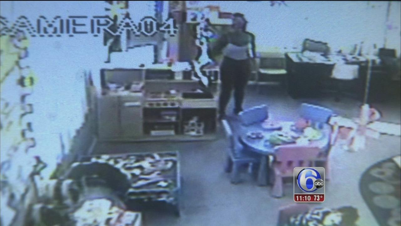 VIDEO: Day care theft