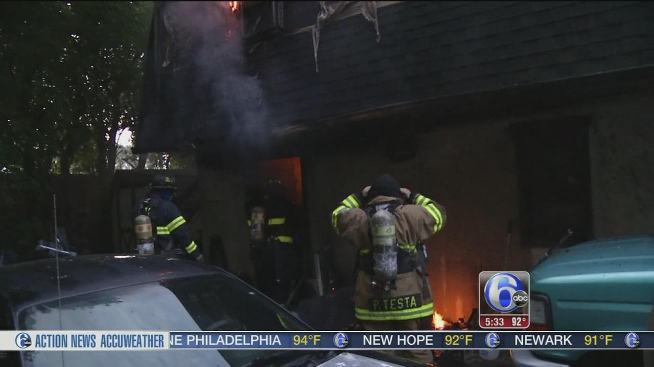 VIDEO: Del. fire ruled accidental